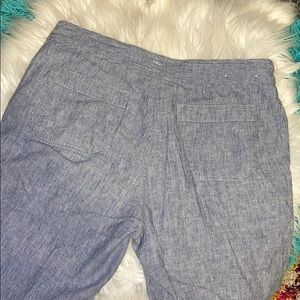 Uniqlo Pants - Linen Trouser